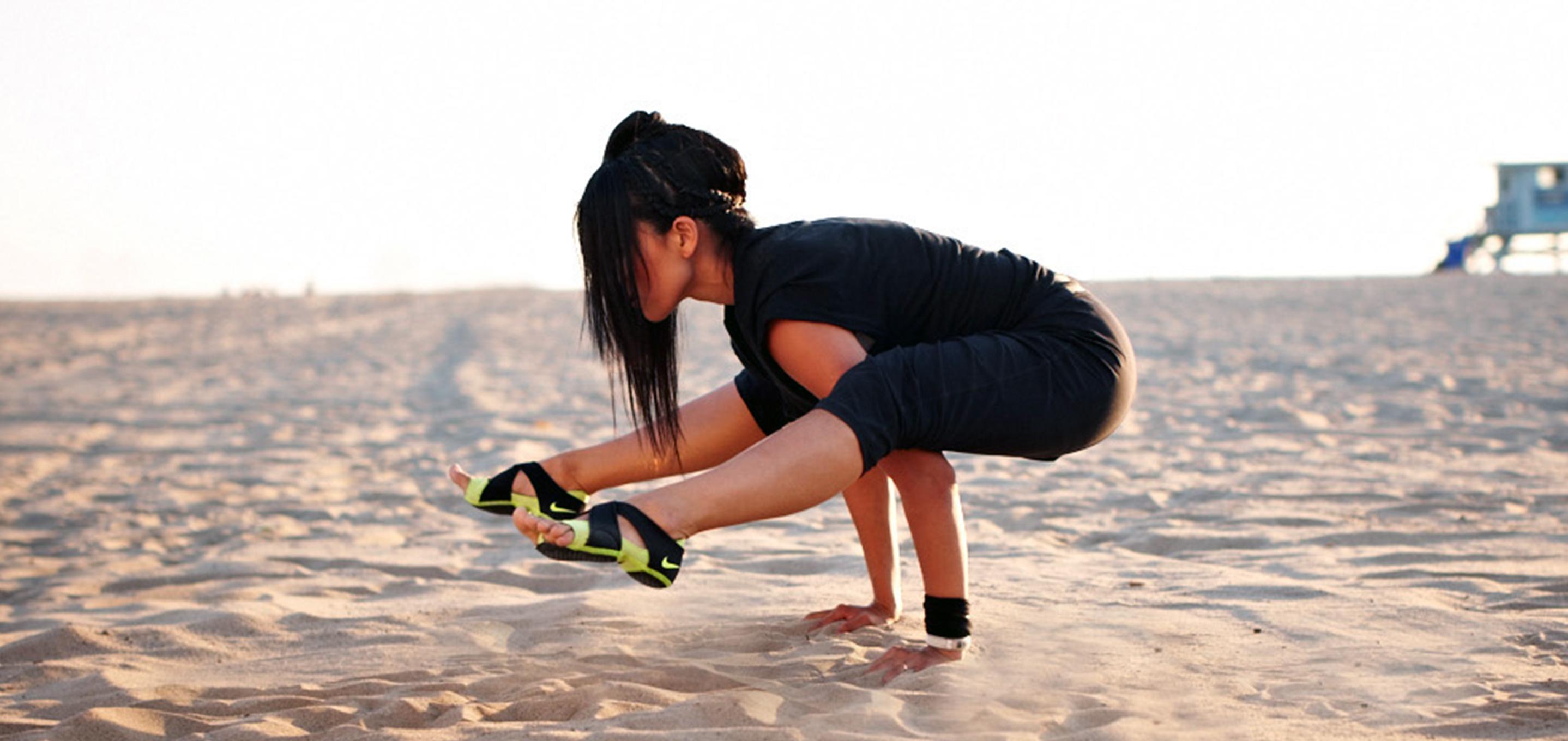 Nike women beach